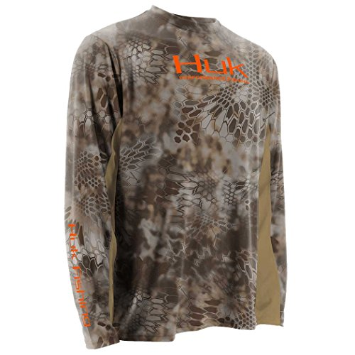 Huk Kryptek Icon Long Sleeve Banshee H1200023BSEL