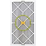 BestAir PF1425-1 Furnace Filter, 14'' x 25'' x 1'', Carbon Infused Pet Filter, MERV 11, 6 pack