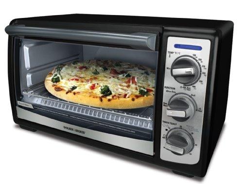 Black & Decker TRO4075B Toast-R-Oven 1500-Watt 4-Slice Toaster Oven (Black Decker Toast R Oven compare prices)
