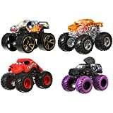 Hot Wheels Monster Jam Tour Favorites - Styles May Vary