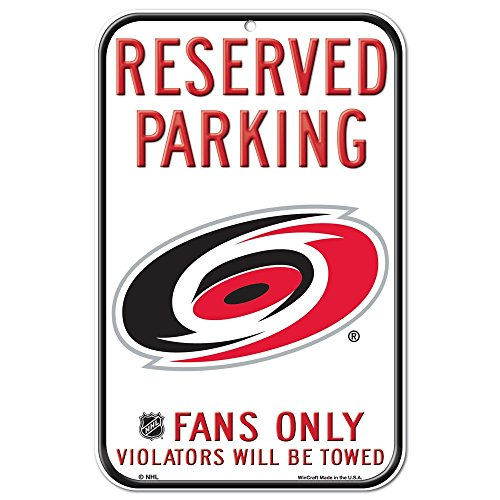 fan products of NHL Carolina Hurricanes 11-by-17 Inch Locker Room Sign