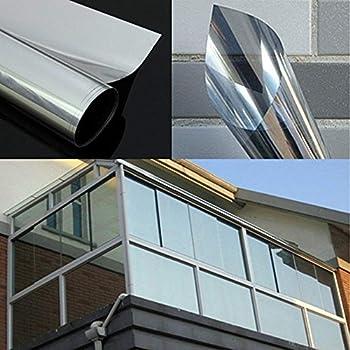 Heat Insulation Window Tint Film One-way Mirror Privacy Stop Heat Sticker
