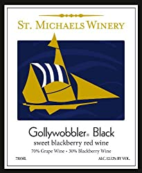 St. Michaels Gollywobbler Black