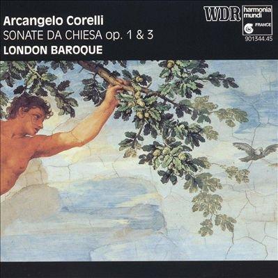 a Chiesa, Op. 1 & 3 (Baroque Sonatas)