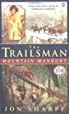 Mountain Manhunt, Jon Sharpe, 0451213734