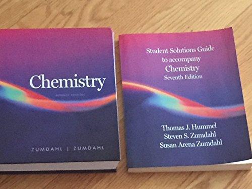 Chemistry Zumdahl: Books   eBay