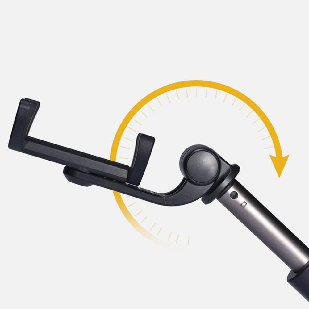 3 in 1 Extendable Selfie Stick with Tripod Stand for Galaxy S9 Plus S8 Plus Note8 and More JSX Selfie Stick Tripod with Bluetooth Wireless Remote