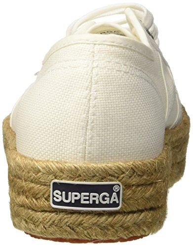 Blanc 2730 Femme 901 white Baskets cotropew Superga IPF7gwz1qg