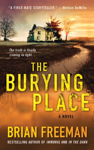 The Burying Place: A Novel (Jonathan Stride)