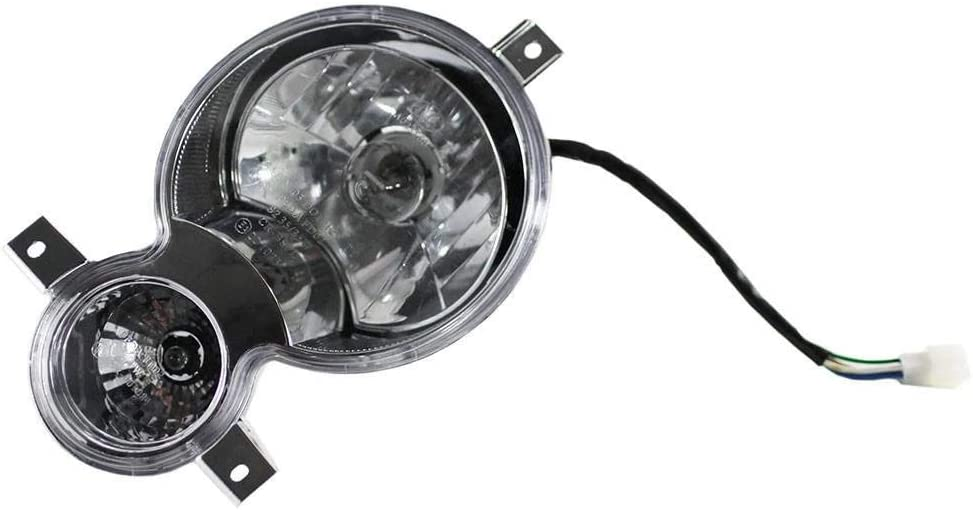 Headlight for Tao Tao Powermax 150 Scooter Moped by VMC CHINESE PARTS