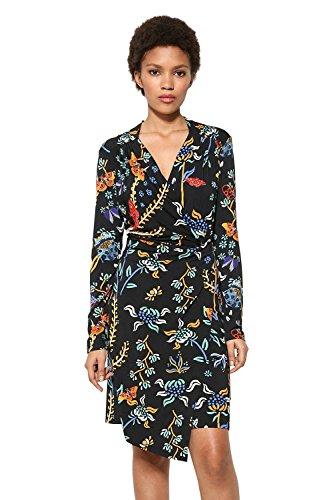 Bridie Robe Noir large Xx Desigual 17wwvkb4 nBxATAqF4w