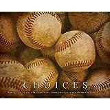 Baseball Motivational Poster Art Print Kids Room Decor Little League Gift MVP377