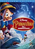 Pinocchio (Two-Disc 70th Anniversary Platinum Edition) Image