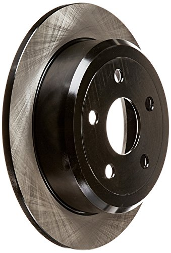 Centric Jeep Brake (Centric Parts 120.67067 Premium Brake Rotor with E-Coating)