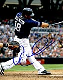 Carlos Quentin Signed San Diego Padres 8x10 Photo - Autographed Autograph
