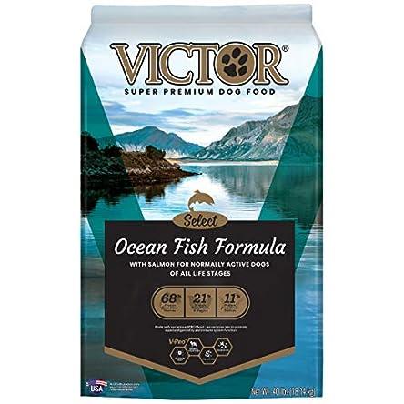 VICTOR Select – Ocean Fish Formula, Dry Dog Food...