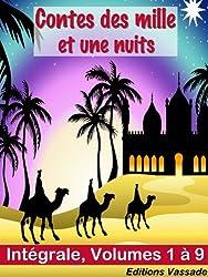 Contes des mille et une nuits (Intégrale Volumes 1 à 9)