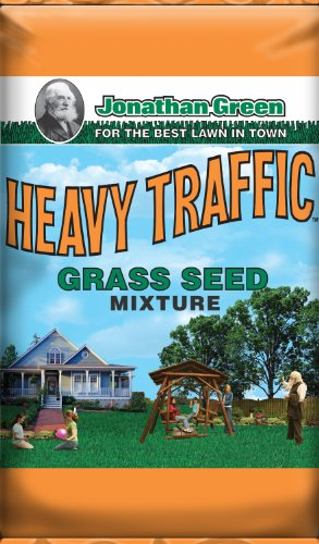 Mix Fescue - Jonathan Green 11000 Heavy Traffic Fescue Grass Seed Mix, 7 Pounds