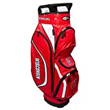 Team Golf NCAA Clubhouse Cart Bag, Wisconsin