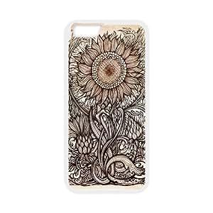 "Little Sunflower Popular Case for Iphone6 4.7"", Hot Sale Little Sunflower Case"