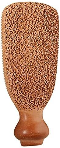 2-Sided Terra-Cotta Foot Scrubber - 2 Side Foot