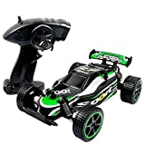 Rc Car,DeXop 1/20 Scale High-speed Remote Control Car Off-Road 2WD Radio Controlled Electric Vehicle