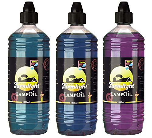 Bright Lights Paraffin Lamp Oil, 1 L, Purple by Bright Lights (Image #3)