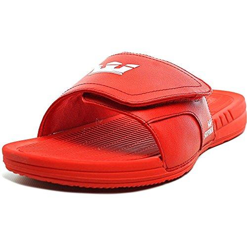 Supra Mens Locker Sandale Rouge