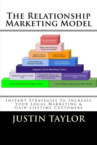 The Relationship Marketing Model: Instant Strategies to Increase Your Local Marketing & Gain Lifetime - Justin Model