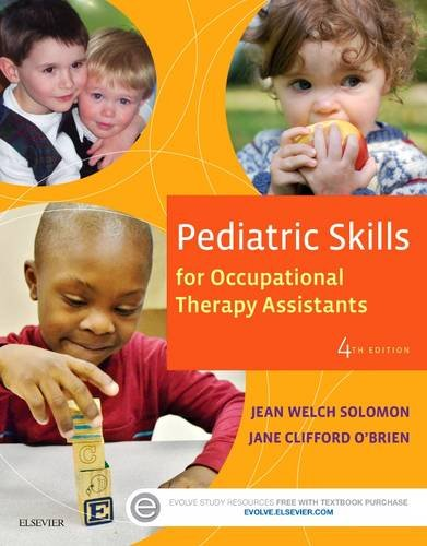 323169341 - Pediatric Skills for Occupational Therapy Assistants, 4e