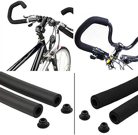 NO LOGO 2 Unids Bicicleta Ciclo MTB Bicicleta de Carretera Tubo ...