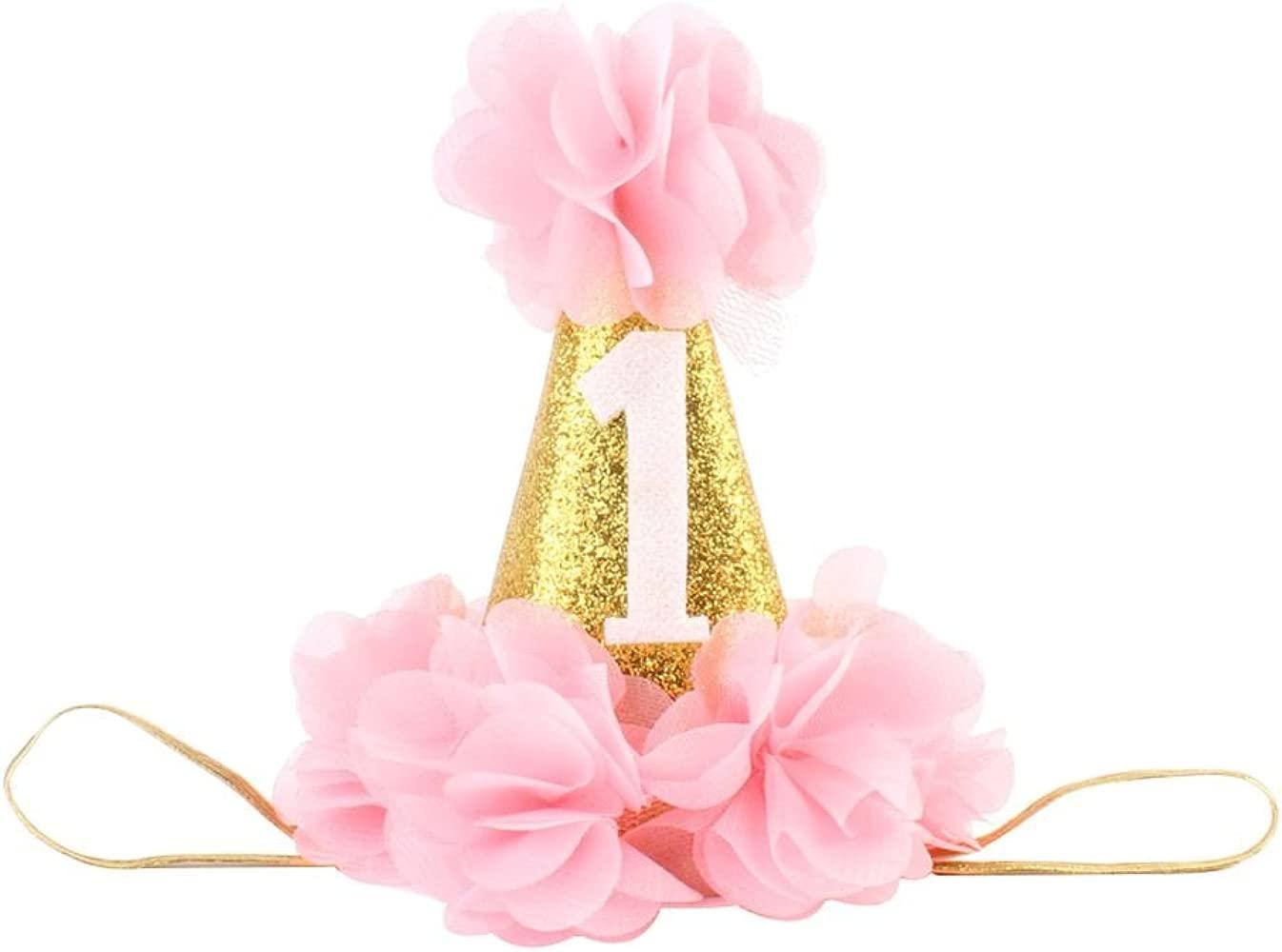 Republe Gorro de ducha 1r cumpleaños del sombrero del bebé ...