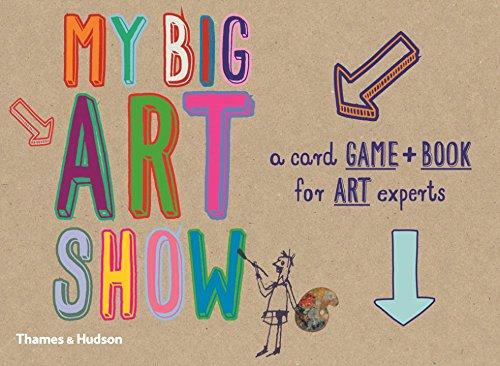 My Big Art Show: A Card Game