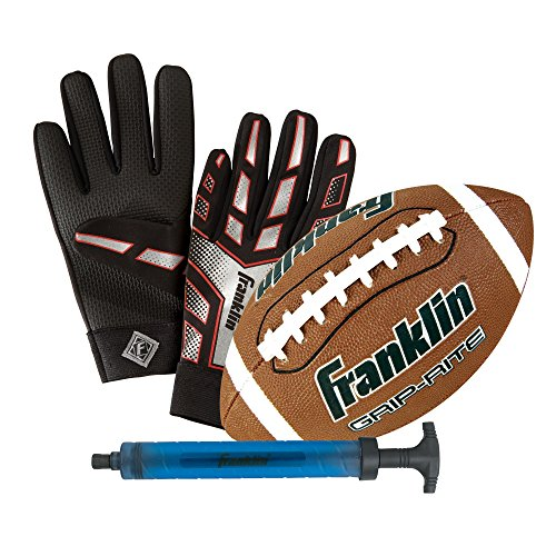 Franklin Sports Junior Grip-Rite Ball and Receivers Glove...