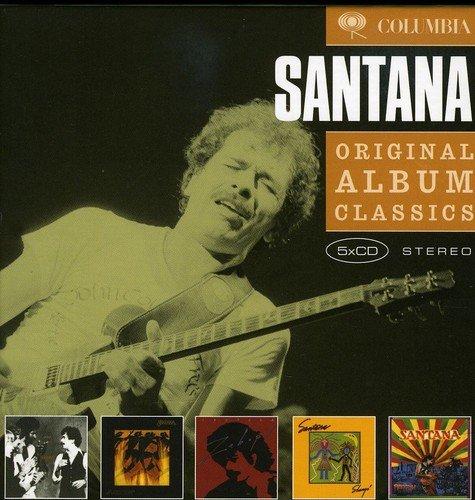 Santana - 5cd Original Album Classics - Zortam Music