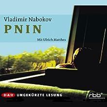 Pnin Hörbuch von Vladimir Nabokov Gesprochen von: Ulrich Matthes