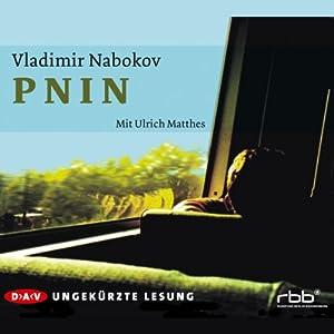 Pnin Audiobook