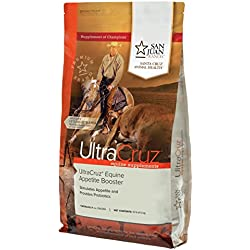 UltraCruz Equine Appetite Booster Supplement for Horses, 10 lb, Pellet (80 Day Supply)