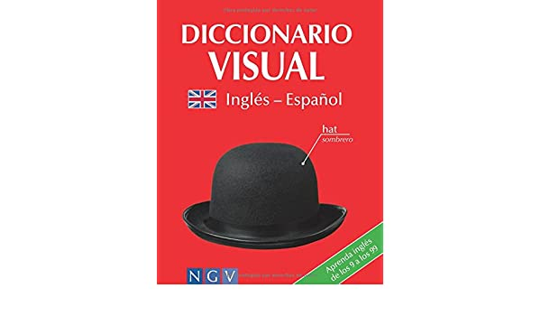 Diccionario Visual Inglés-Español: VV.AA.: 9783625005407: Amazon.com: Books