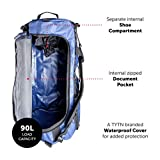 TYTN Duffel Bag 90L for Expeditions, Travel & Sport