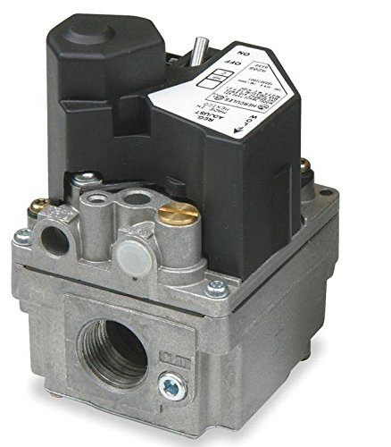 White-Rodgers 36H33-412 Series 36H Slow Opening Single Stage Opening Natural/Lp Gas Valve, 3/4