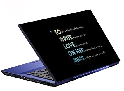 Ramiya-HD Skin for Laptop 3 Size 12 inch, 14 inch, 15 6 inch of dell