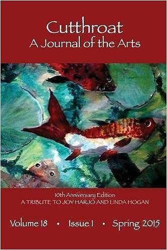 Book Cutthroat 10th Anniversary A Tribute to Joy Harjo and Linda Hogan Revised edition by Harjo, Joy, Hogan, Linda, Dove, Rita (2015)