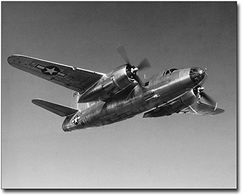 Martin B-26 Marauder WWII Bomber 8x10 Silver Halide for sale  Delivered anywhere in USA