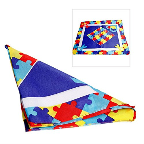 Autism Awareness Bandanas (12 Pack) from Unknown