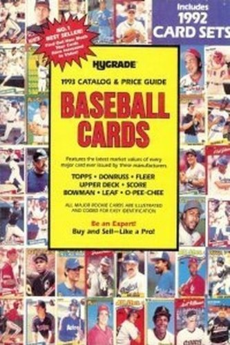 Baseball Cards: Catalog and Price Guide of Topps, Bowman, Donruss, (Fleer Card Baseball Collectible)