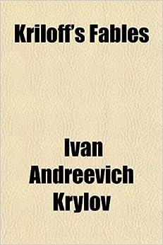 Book Krilòff's Fables