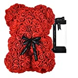 Rose Bear Rose Teddy Bear Best Gift for Valentines