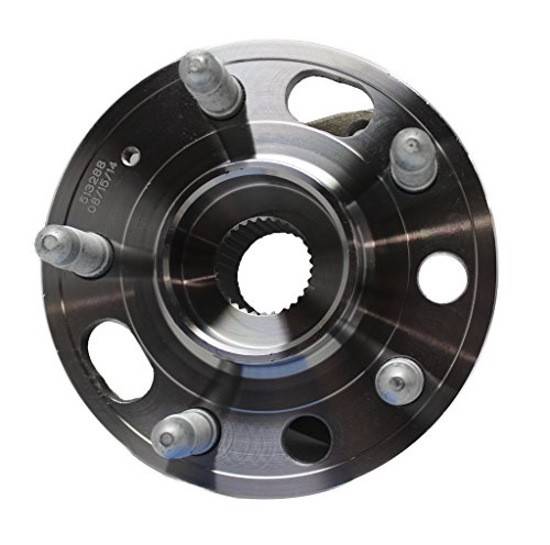 ear Driver or Passenger Side Complete Wheel Hub and Bearing Assembly ()