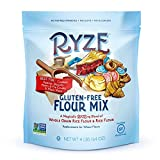 RYZE Gluten Free Flour - Two Ingredients, No Additives or Fillers, Cup-for-Cup Replacement, Blue Bag - Cookies, Biscuits, Pie Crusts, Scones and Much More, 4lbs